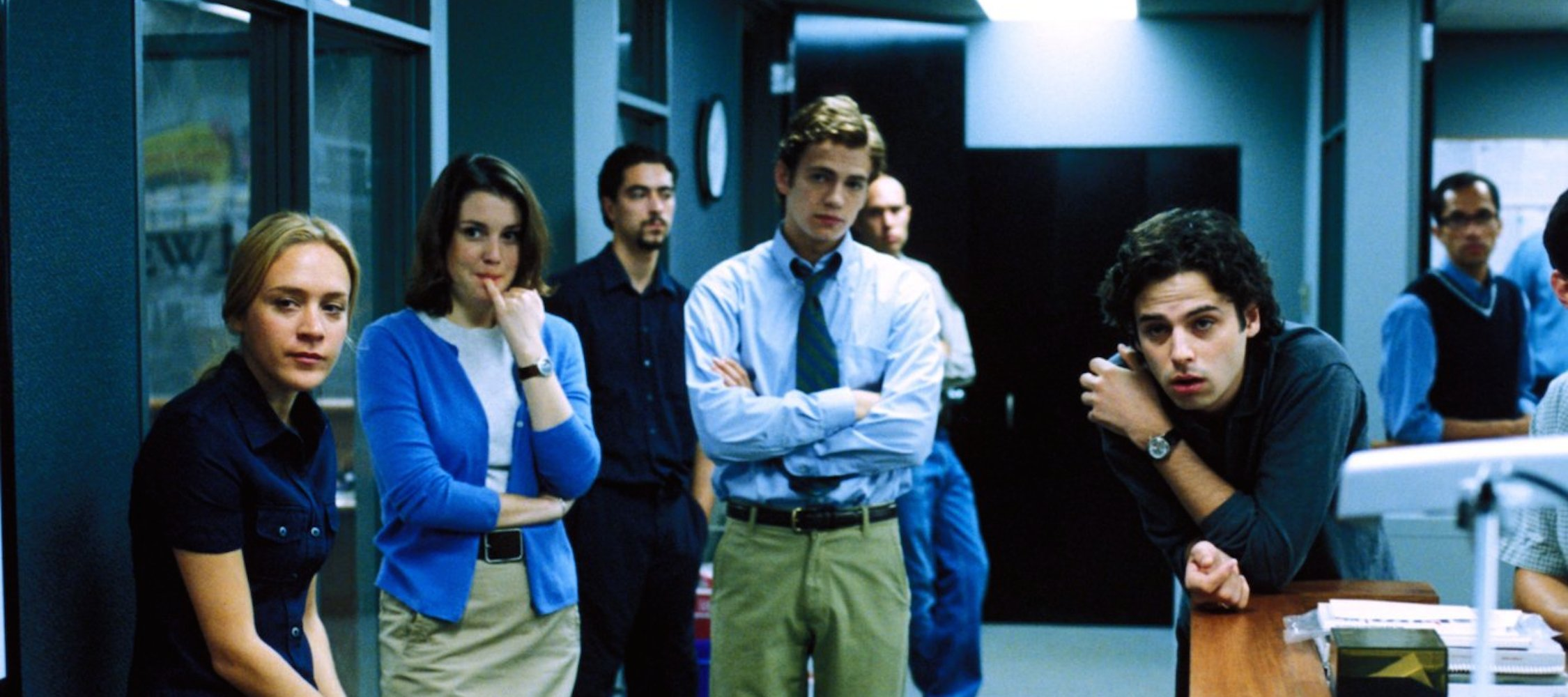 """shattered glass movie essay Throughout the film, """"shattered glass,"""" a journalist named stephen glass makes one of the biggest errors a journalist can make a journalist must never make up."""