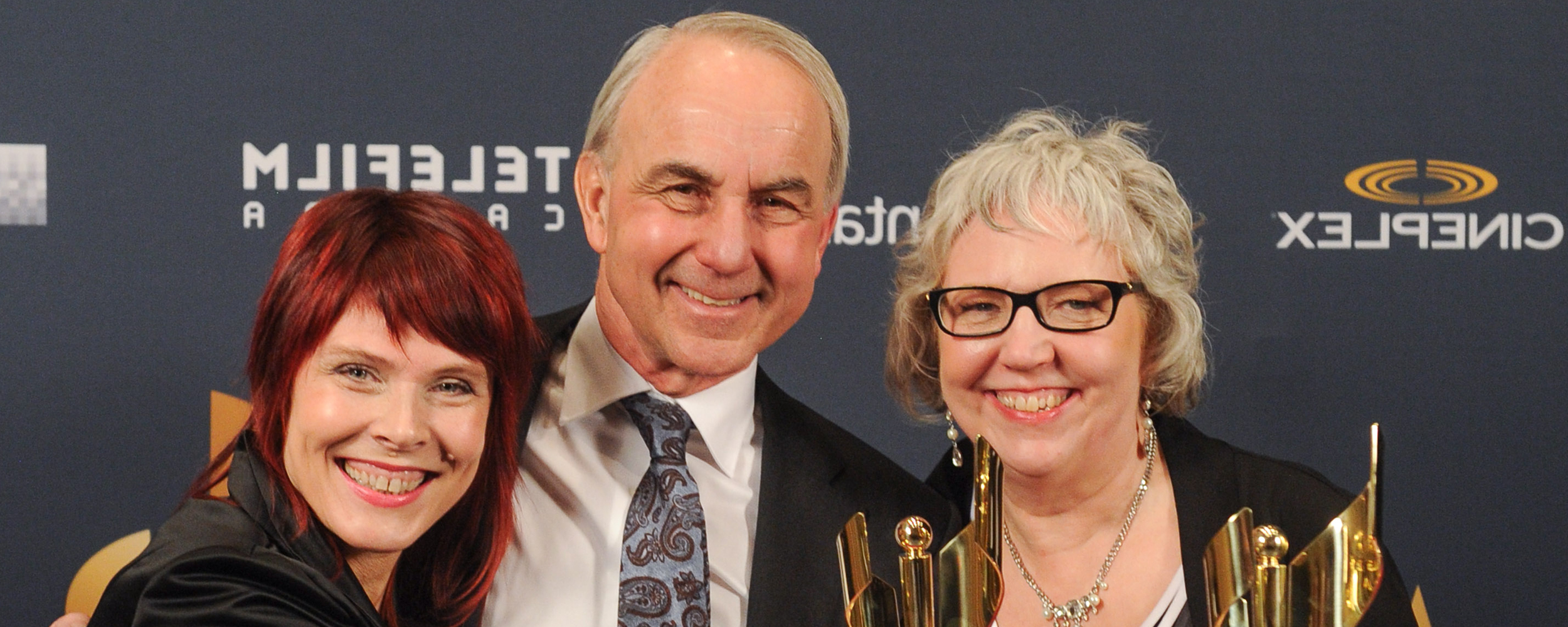 MUSE ENTERTAINMENT BRINGS HOME THREE CANADIAN SCREEN AWARDS!