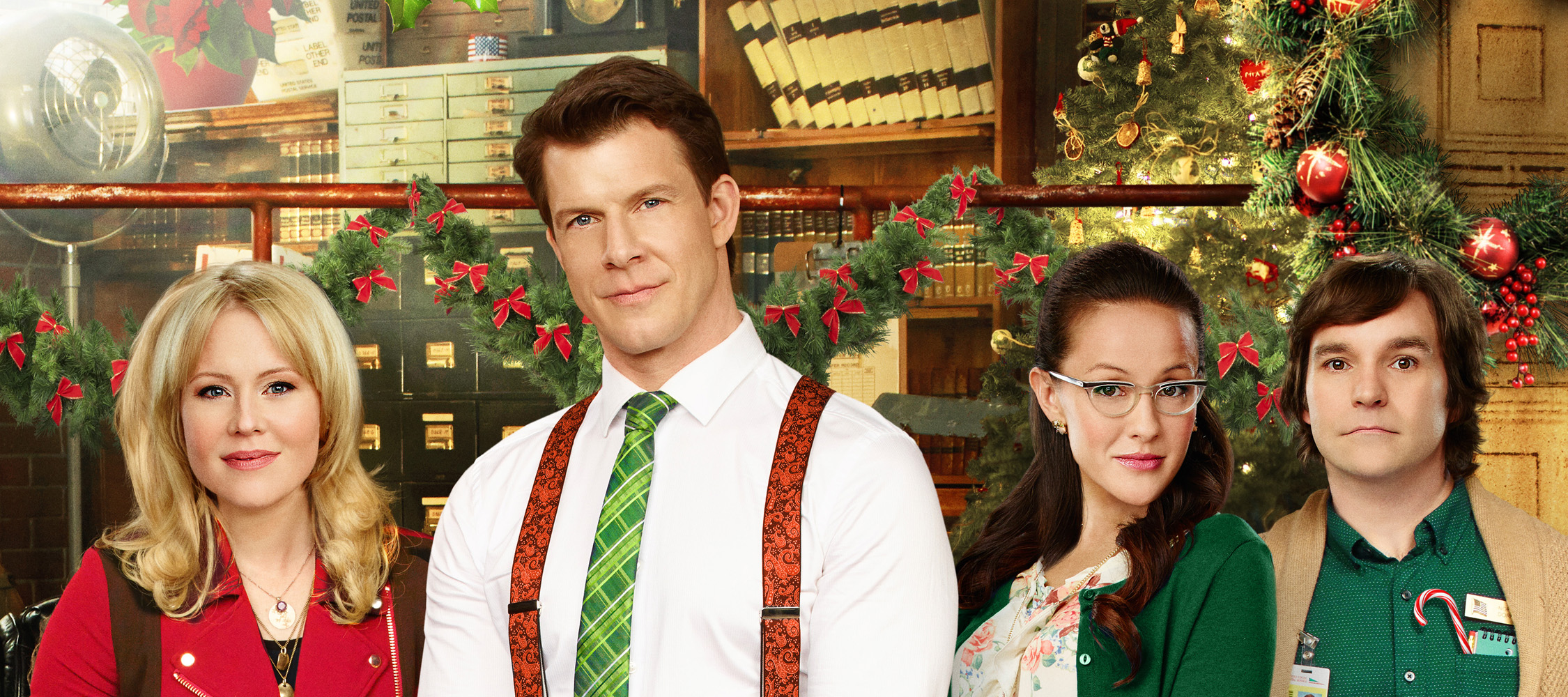 """SIGNED, SEALED, DELIVERED"" MOVES TO HALLMARK MOVIES & MYSTERIES WITH NEW EXTENDED FORMAT"