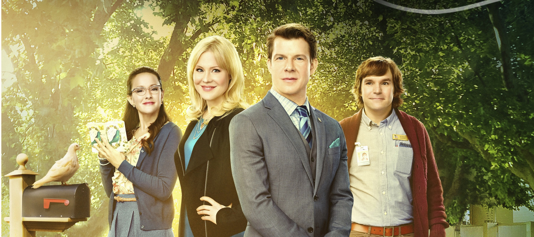 MOVIES 24 PICKS UP UK RIGHTS TO HALLMARK'S 'SIGNED, SEALED, DELIVERED'