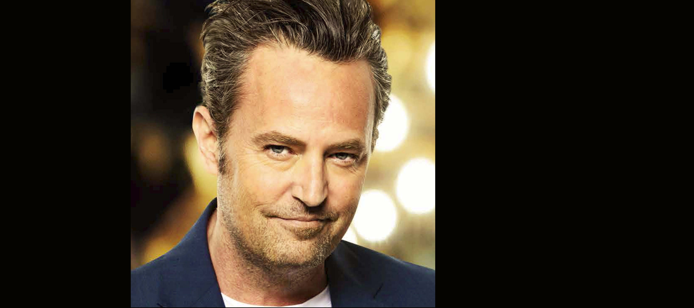 MATTHEW PERRY TO STAR AS TED KENNEDY IN MUSE ENTERTAINMENT MINISERIES